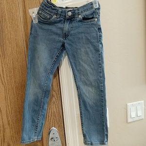 Levi's 511 slim 6 (boy) regular jeans